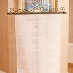 Seating Chart Scroll