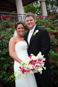 Jamie & Bill at their Downtown St. Louis Wedding