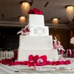 Beautiful Classic Wedding Cake