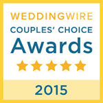 Wedding Wire 2015 Couples' Choice Awards